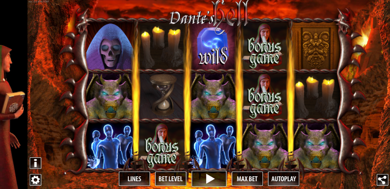 Dantes Hell Slots Review & Free Instant Play Game