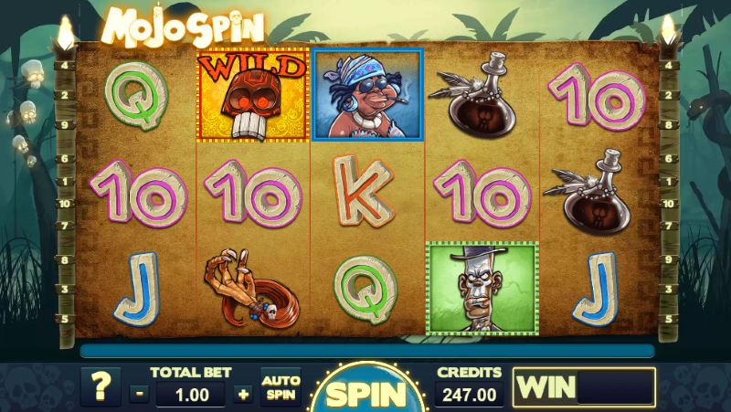 Aladdin casino game